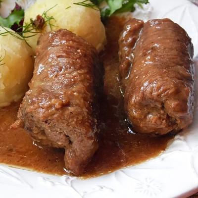 Catering Wigilijny Bydgoszcz Poznań Zraz wołowy